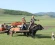 Mongolia and Siberia