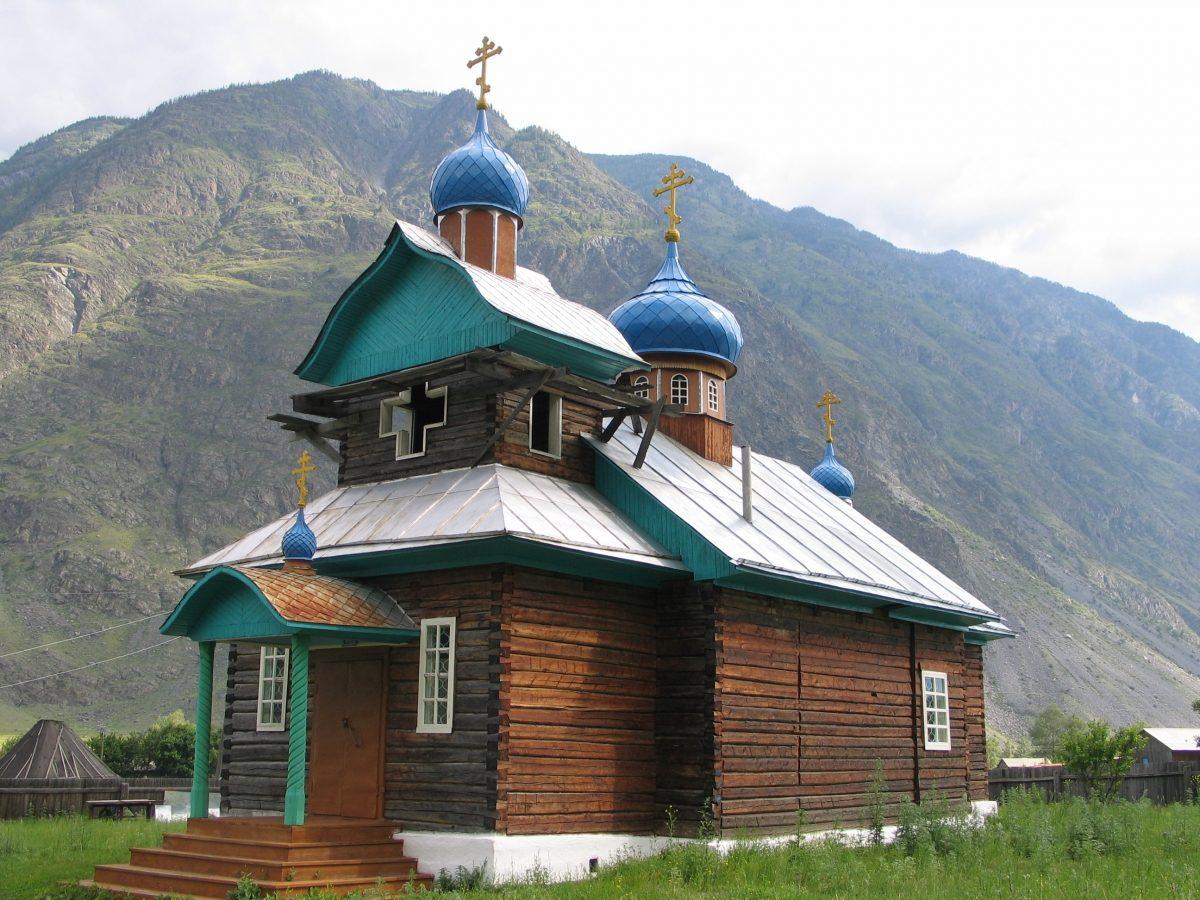 Chemal, Siberia