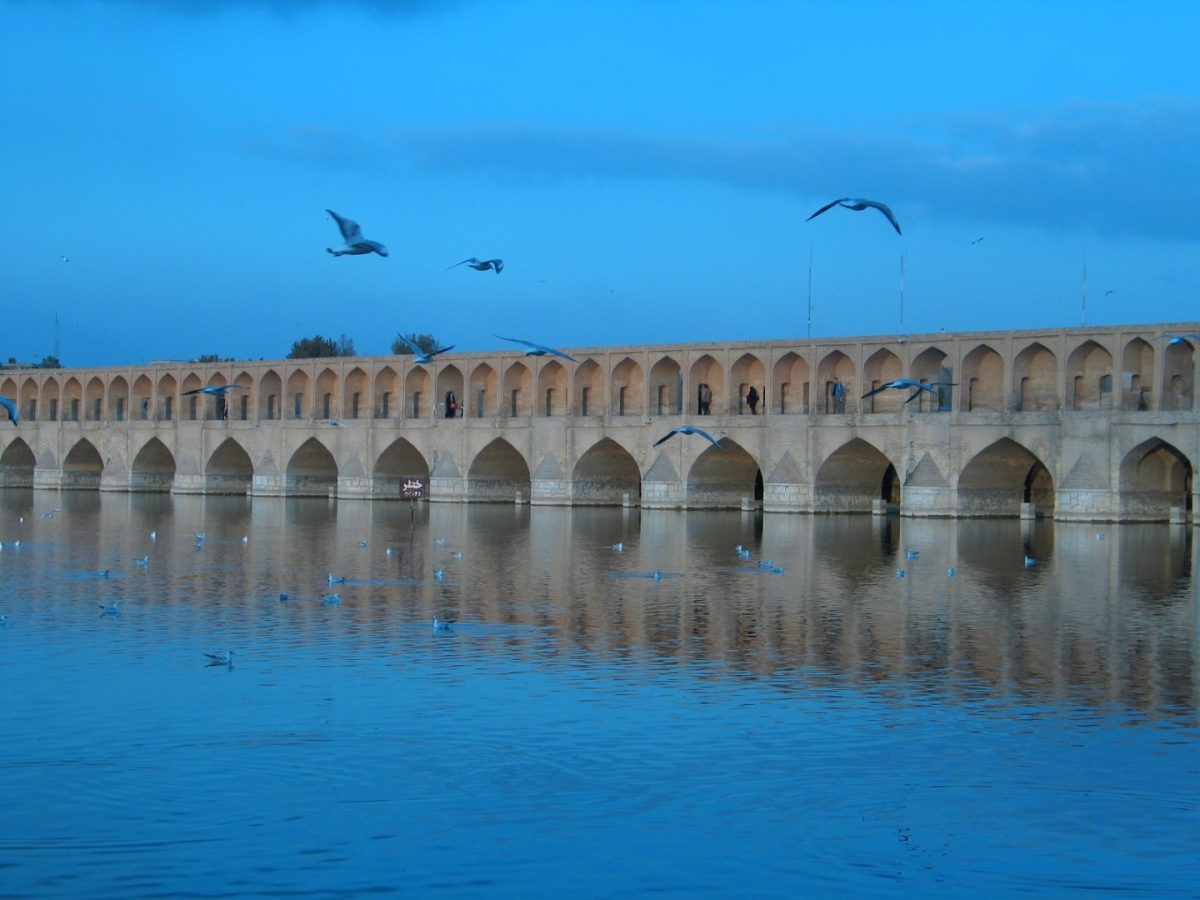 Esfahan bridge