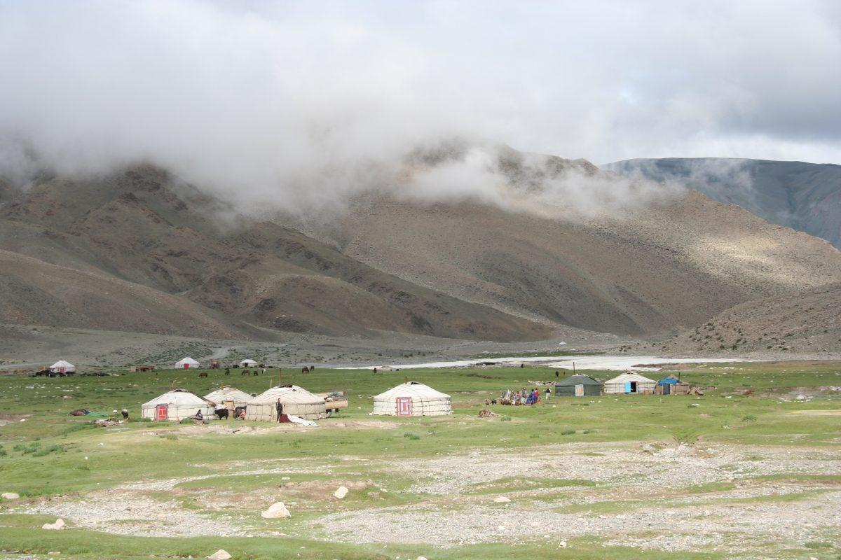 Nomad Camp, Mongolia