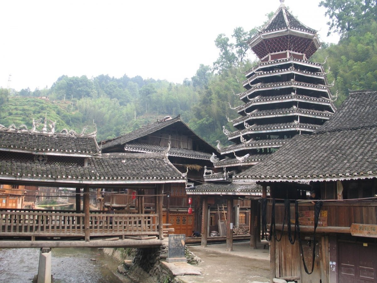 Drum Tower, Guizhou