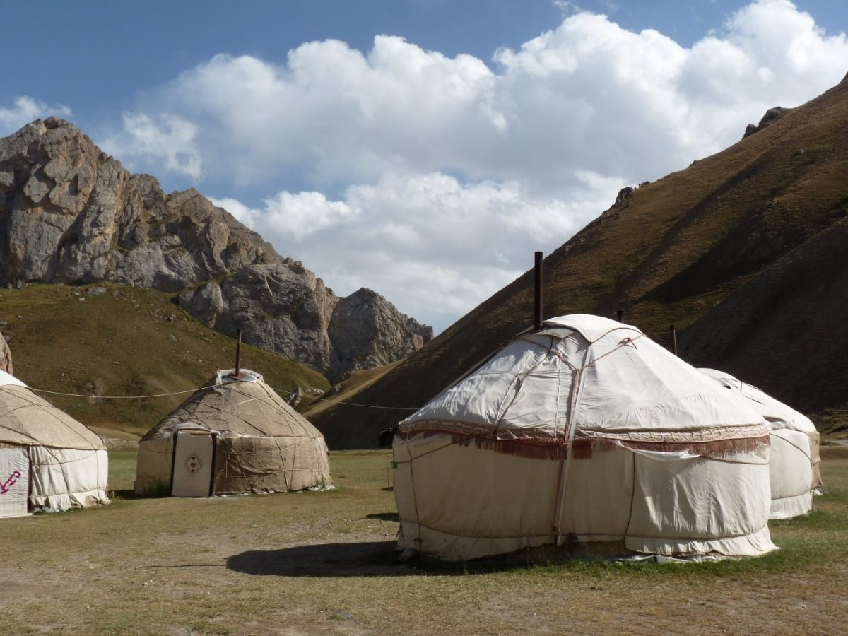 Tash Rabat Yurt Stay, Kyrgyzstan