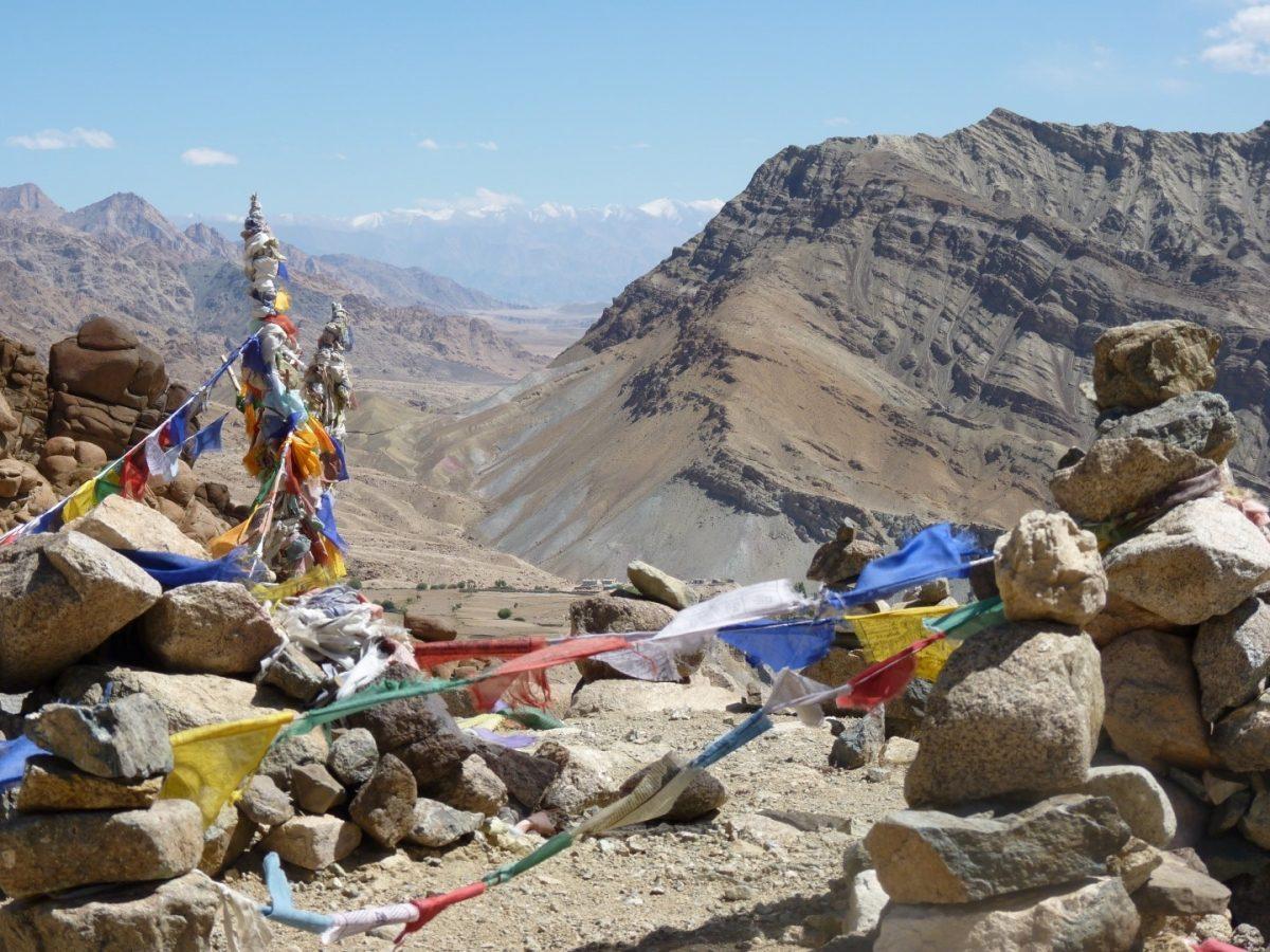 Trekking Pass, Ladakh