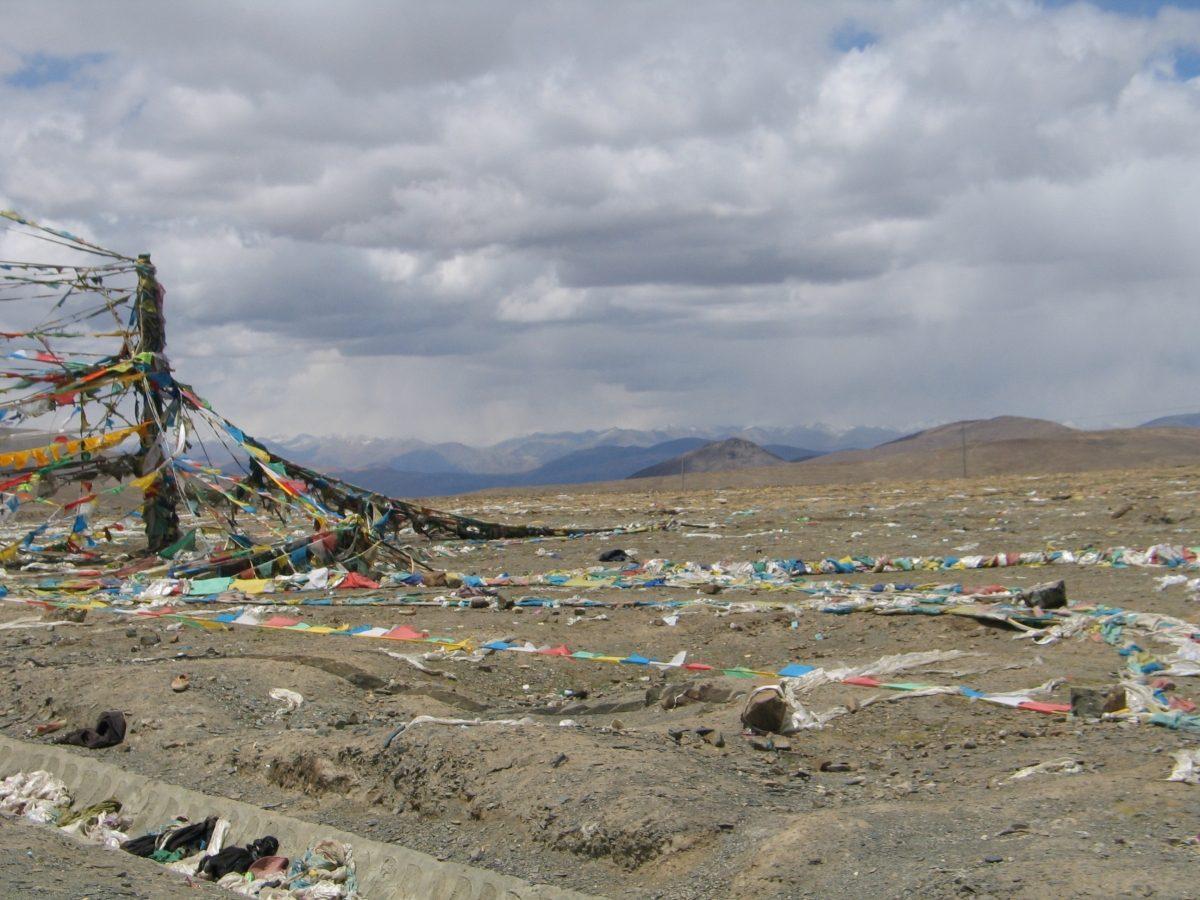 High Pass, Tibet