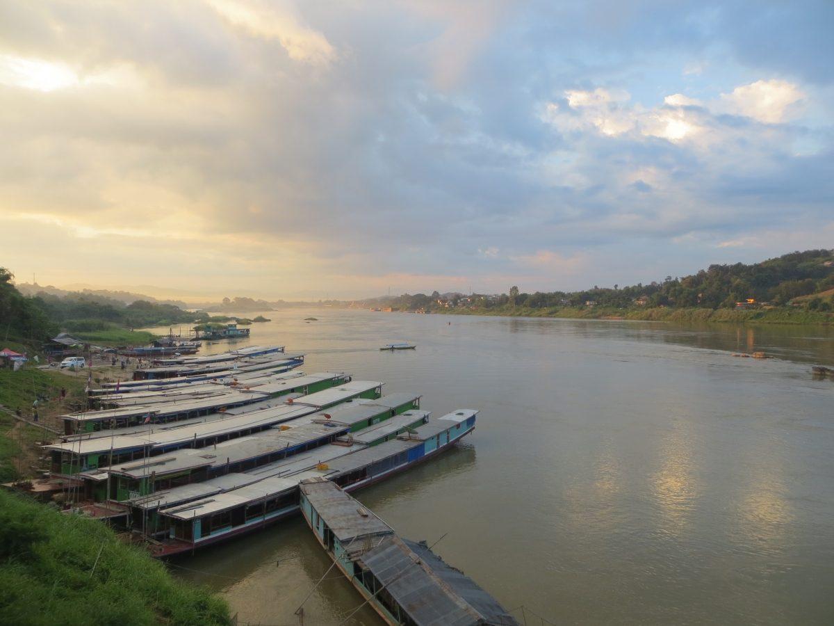 Huay Xai, Lao