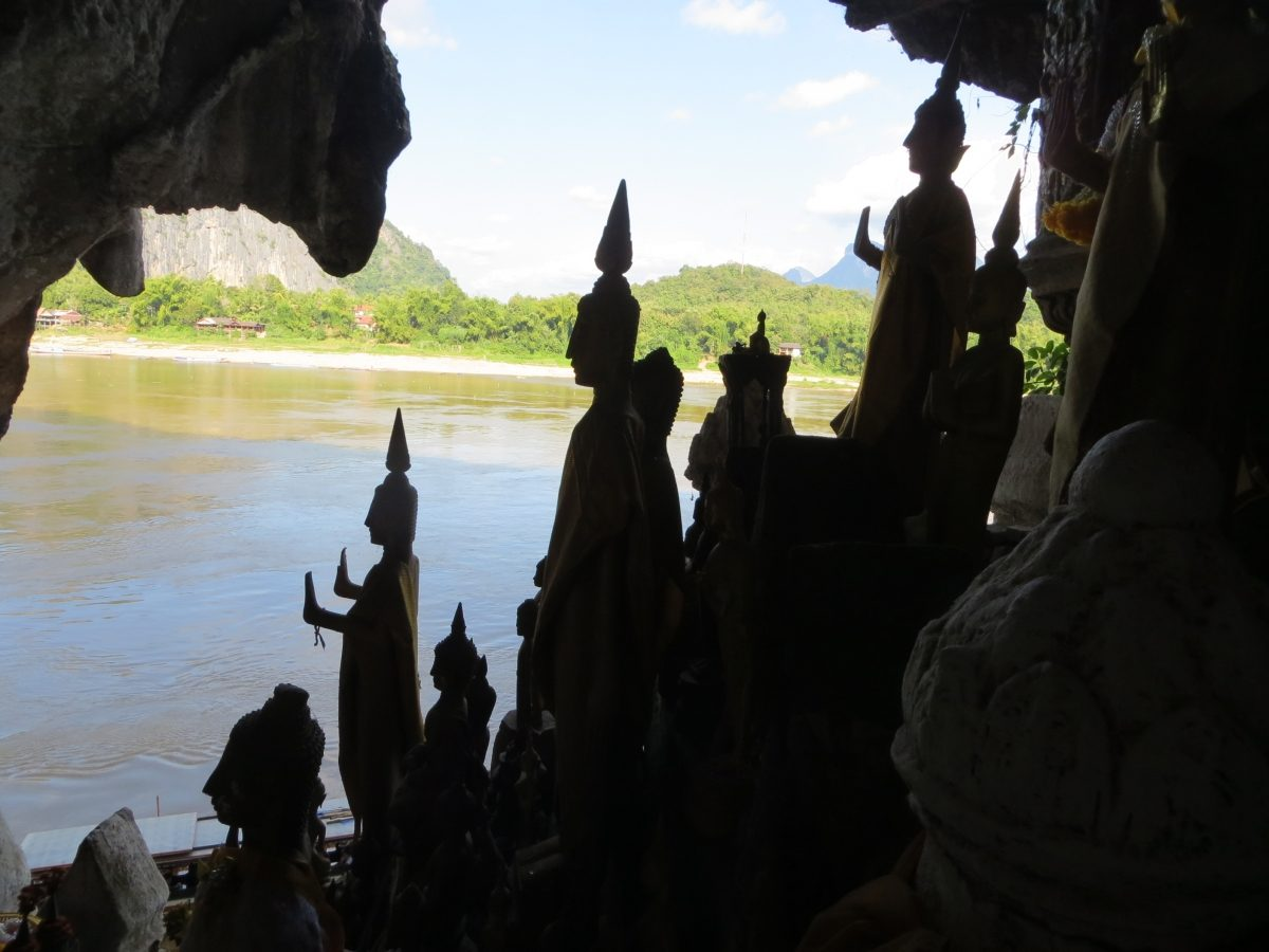 Tam Thing Caves, Luang Prabang