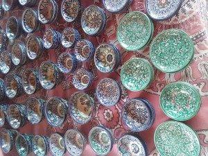 Rishtan pottery